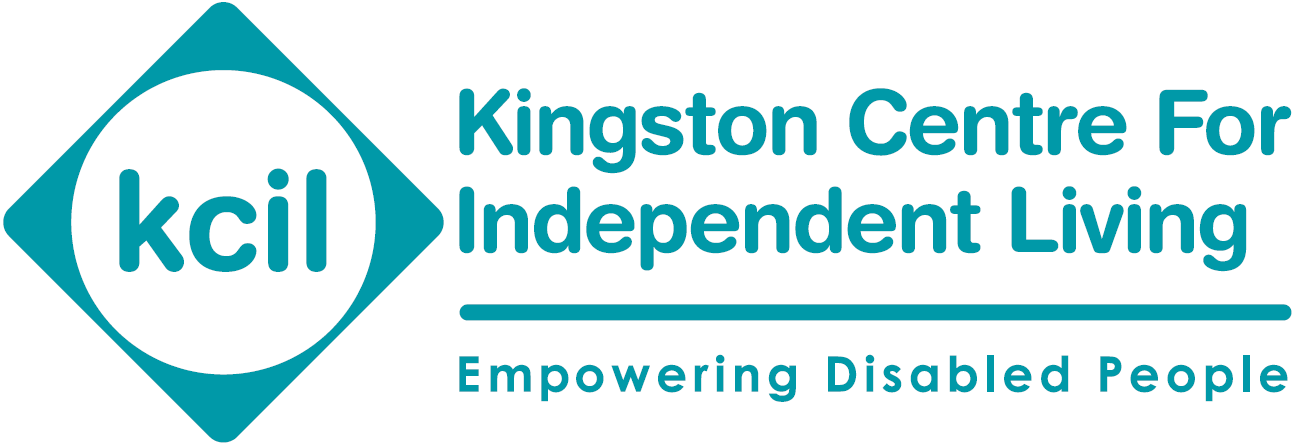 KCIL logo - Kingston Centre for Independent Living - Empowering Disabled People
